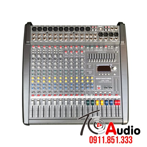 mixer dynacord cms 1000